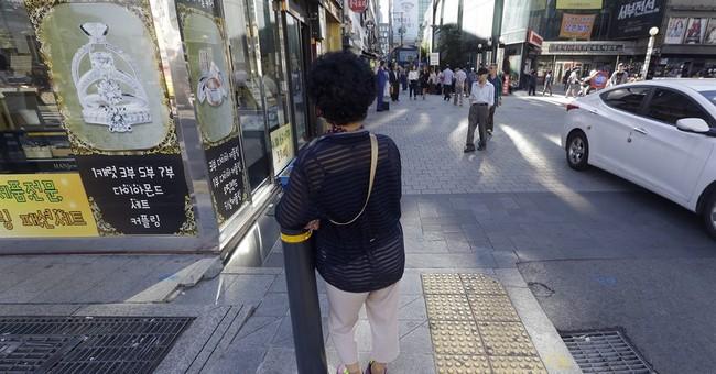 Elderly prostitutes reveal dark side of South Korea's rise