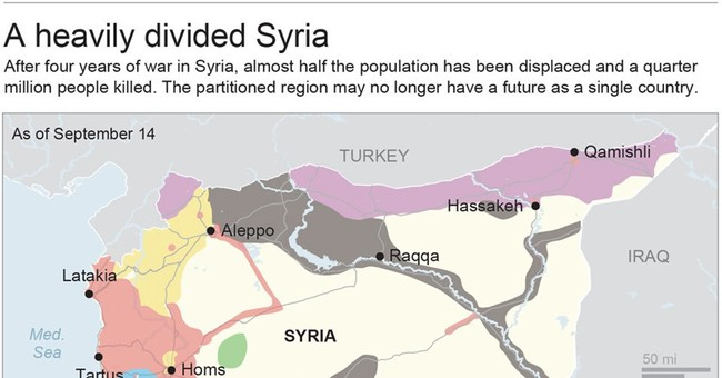 UN-backed truce deal reached for 2 Syrian front-lines