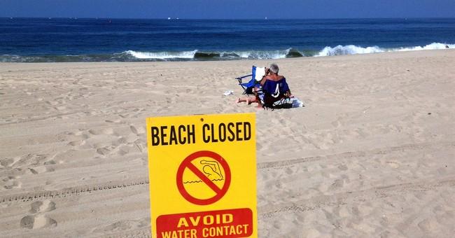 Los Angeles beaches closed again as crews clean up waste