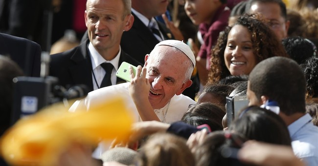Nonstop pope makes big impression on New Yorkers