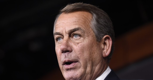 Boehner sets House on course to avoid shutdown
