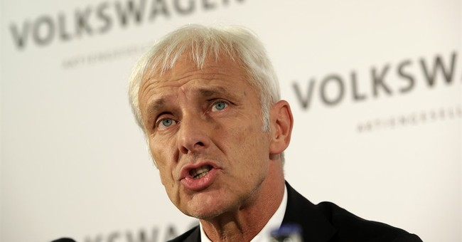 VW taps head of Porsche to be new CEO amid emissions scandal