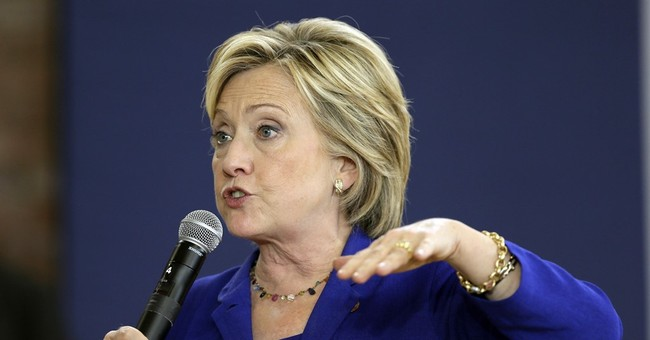 Officials: More work emails from Clinton's private account