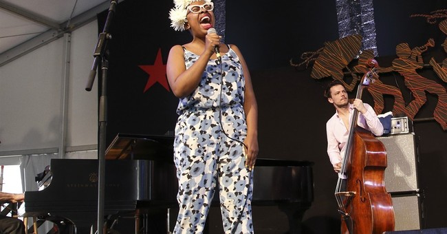 Jazz singer Salvant proves breakout success is no fluke