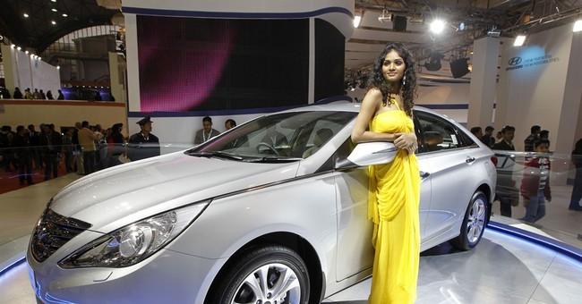 Hyundai recalls 470,000 Sonatas to replace engines