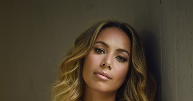 Leona Lewis aims to inspire with 'I Am'