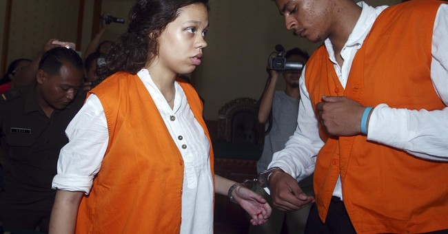 Cousin accused of texting advice on Bali murder out of jail