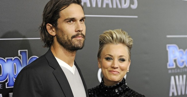 'Big Bang Theory' star Kaley Cuoco is divorcing