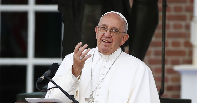 Pope religious liberty talk falls short, amid list of issues