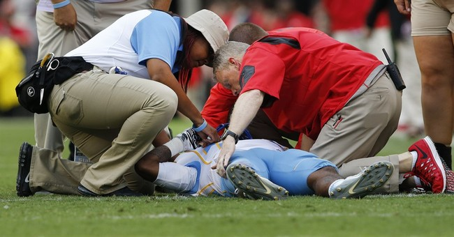 Southern's Gales has surgery to stabilize fractures in neck