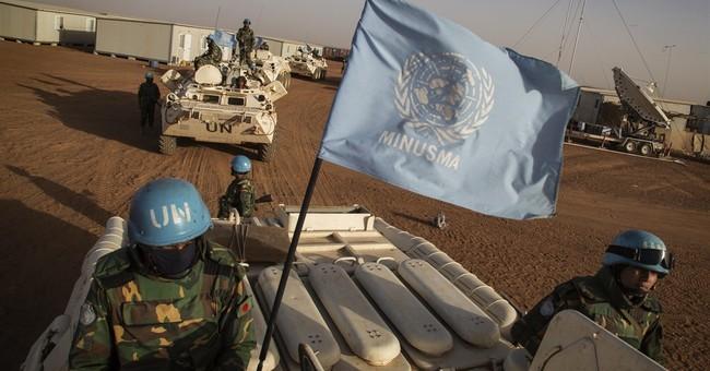 As UN peacekeeping veers toward counterterror, US steps in