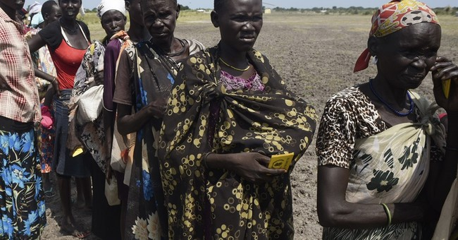 In South Sudan a fragile peace allows food deliveries