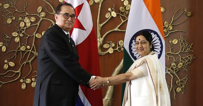Odd partnership: Ties warm between India and North Korea
