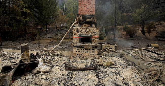 Feds urge California wildfire victims to register for help