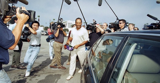 ABC apologizes for claiming O.J. Simpson video as exclusive