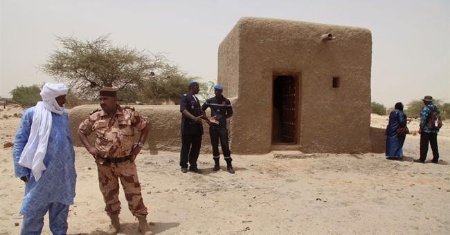 Correction: International Court-Mali story