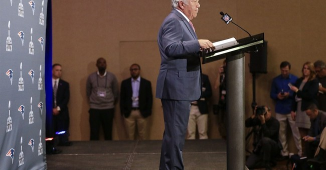 Kraft takes the offensive, defends team, seeks NFL apology