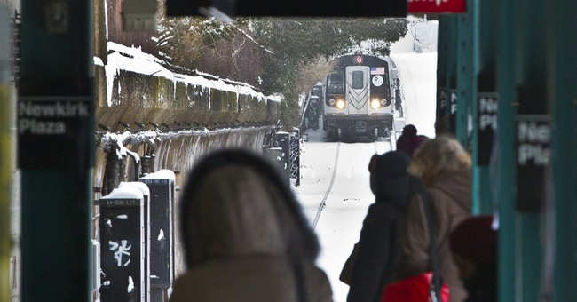 Where did the snow go? Blizzard was a miss, but not a bust