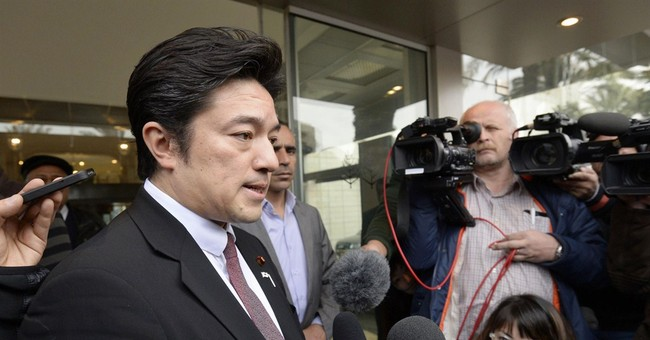 Japan envoy hopeful about hostage release