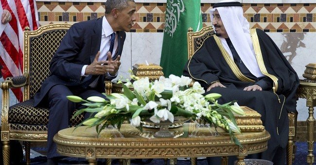 Obama pays respects to Saudis, defends ties to kingdom