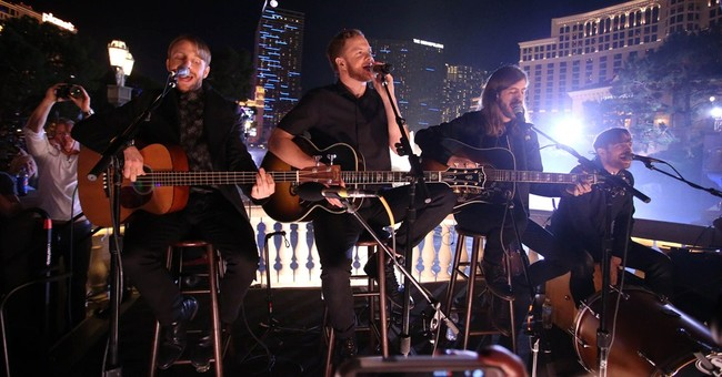 Imagine Dragons to give surprise performance on plane