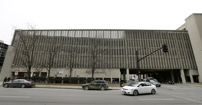 Once ubiquitous, parking garages fall to the wrecking ball