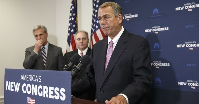 House GOP moves toward possible lawsuit on immigration