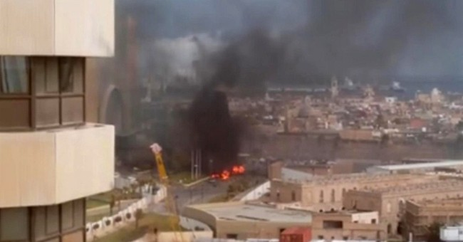 Libya hotel attack signals growing reach of Islamic State