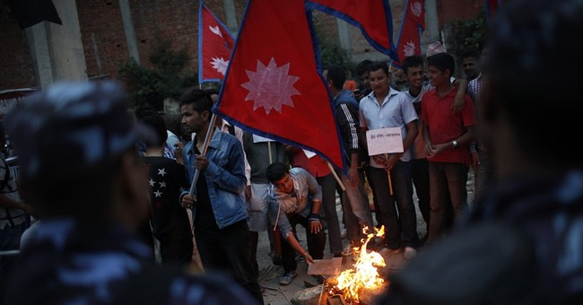 Nepal restricts vehicle movement as Indian fuel supplies hit
