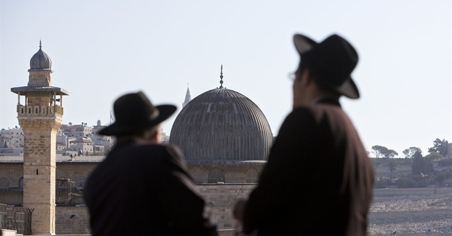 New clashes at Jerusalem holy site