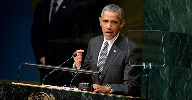 Obama makes forceful defense of new development goals