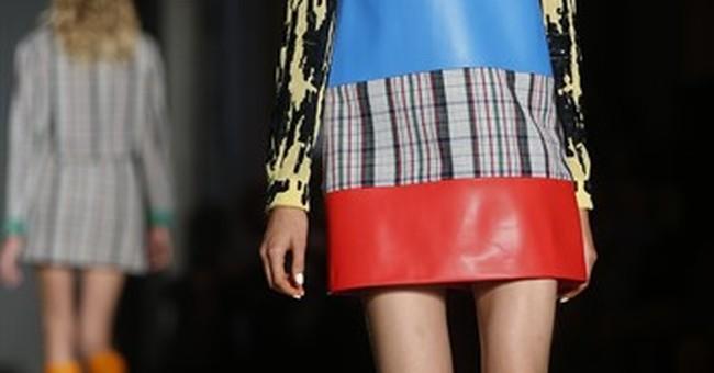 Fashion crowd applauds US open winner Pennetta at Ferragamo
