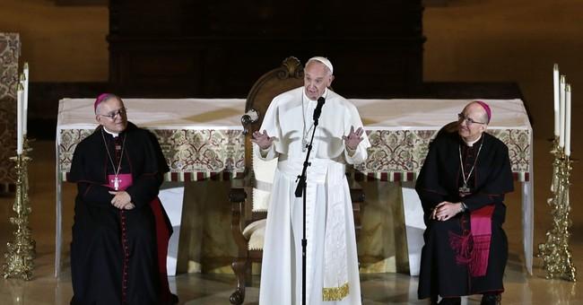 AP PHOTOS: Pope Francis visits Philadelphia