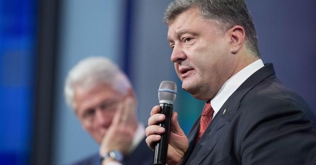 AP Interview: Ukrainian president pins hopes on UN talks