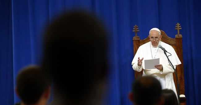 Francis' busy itinerary on his final day in US