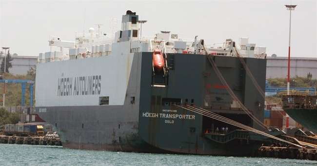 Norwegian ship recently detained in Kenya has been set free