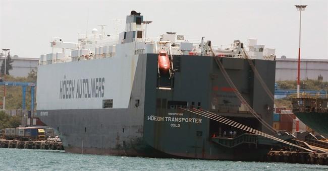 Norwegian ship recently detained in Kenya has been set free