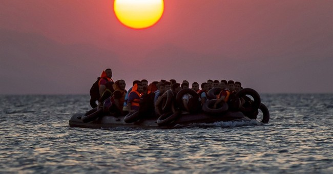 Migration crisis proves boon for some businesses