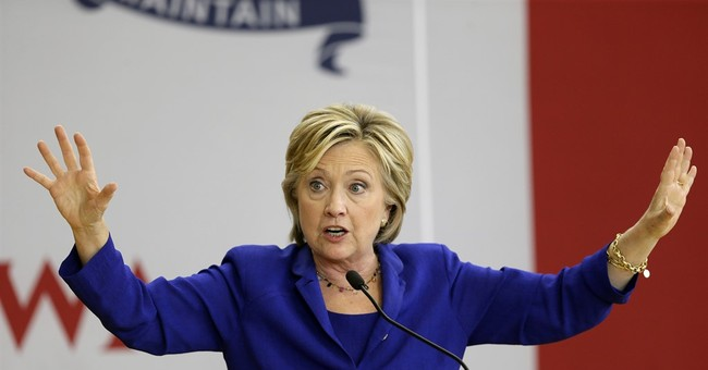 Clinton compares email attacks to White House controversies