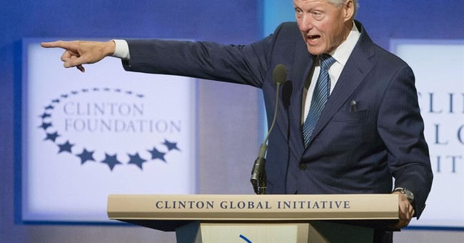 Bill Clinton: Global Initiative has gotten results