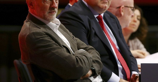 UK's Labour backs down on vote on scrapping nuclear weapons