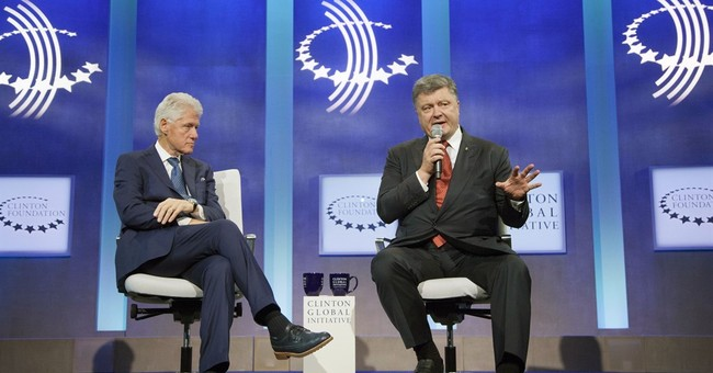 Bill Clinton: Global Initiative has gotten results