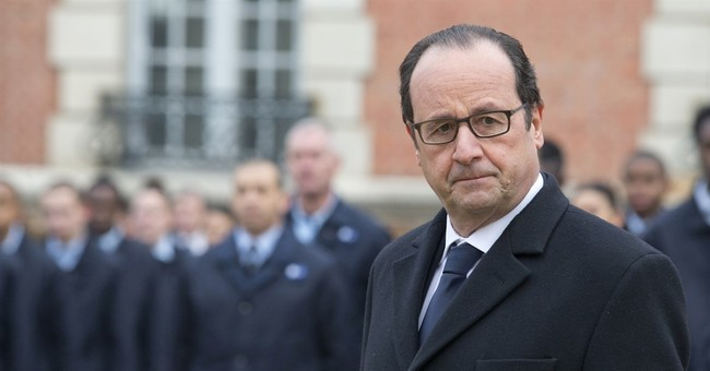 France carries out airstrikes in Syria against Islamic State