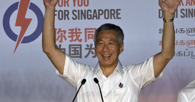 Singapore announces new Cabinet structure in look to future