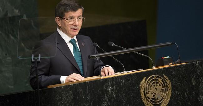 Turkey urges renewed global efforts to stem refugee wave