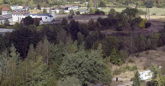 Polish army checks site of alleged tunnel with Nazi train