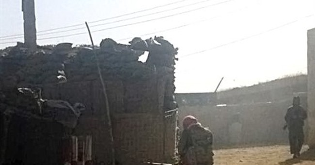 The Latest: Taliban capture northern Afghan city