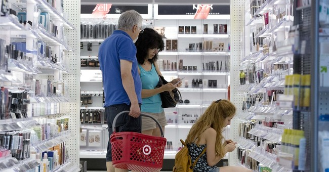 US consumer spending up 0.4 percent in August