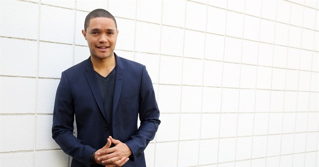 South Africa applaud 1 of their own: Trevor Noah