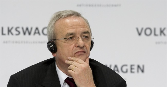 German prosecutors investigate former VW boss